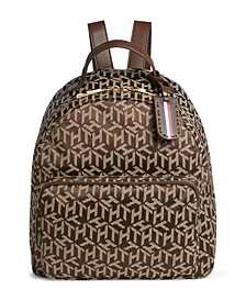 Julia Jacquard Backpack