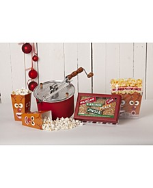 Popping with Cheer Holiday Popcorn Giftset
