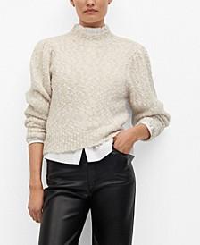 Women's Textured Sweater