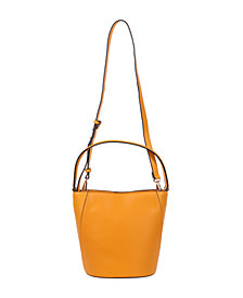 Alfani Toggle Bucket Bag, Created for Macy's