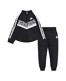 Toddler Girls Tricot 2 Piece Set