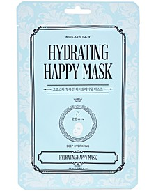 Hydrating Happy Mask, Pack of 10