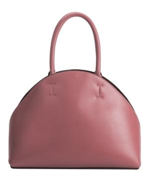 Austen Large Vegan Leather Shoulder Bag