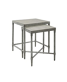 Bryn Lee Accent Nesting 2-Piece Table Set