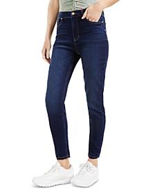 Juniors' High-Rise Skinny Jeans