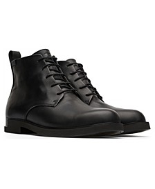 Women's Iman Lace-Up Ankle Boots