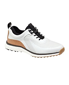Men's Luxe Hybrid Golf Lace-Up Sneakers
