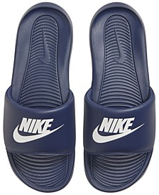 Men's Victori One Slide Sandals from Finish Line