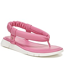 Women's Marita Puffy Thong Sandals