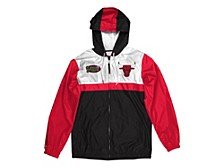 Men's Chicago Bulls Margin of Victory Windbreaker
