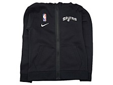 Youth San Antonio Spurs Showtime Hooded Jacket