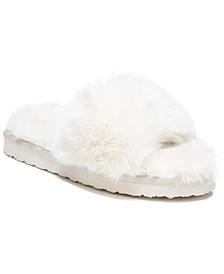 Women's Jinnie Fluffy Slide Slippers