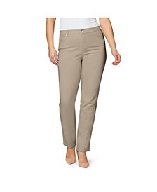 Women's Plus Amanda Short Length Jean