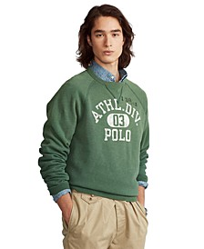 Men's Fleece Graphic Sweatshirt