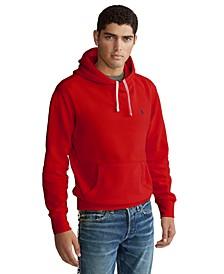 Men's Cotton-Blend Fleece Hoodie