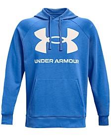 Men's Rival Fleece Big Logo Hoodie