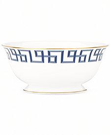 Lenox Darius Gold Serving Bowl