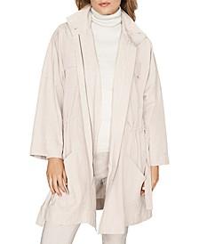 Oversized Anorak Jacket