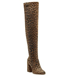 Brixten Women's Over The Knee Boot