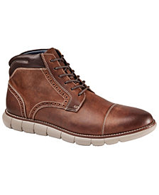 Johnston & Murphy Men's Eaton Cap Toe Boot