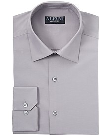 Men's Solid Dress Shirt, Created for Macy's