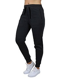 Women's Loose Fitting French Terry Jogger Lounge Pants