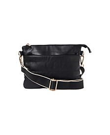 Lola Vegan Leather Crossbody