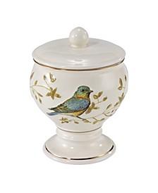 Gilded Birds Jar