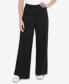 Plus Size Casual Jersey Trouser