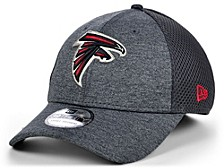 Atlanta Falcons Graph Shadow Tech Neo 39THIRTY Cap