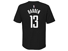 Houston Rockets Youth Statement Name and Number T-shirt - James Harden