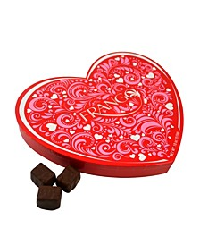 Valentine Heart Box Milk Mint