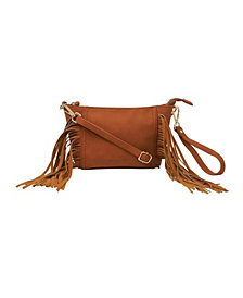 Urban Originals Fringe Baby Crossbody