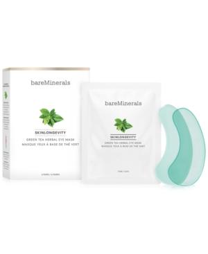 bareMinerals Skinlongevity Green Tea Herbal Eye Mask