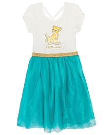 Big Girls Nala Short Sleeve Tutu Dress
