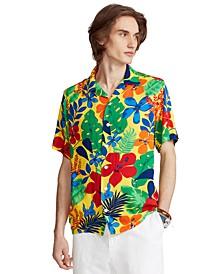 Men's Tropical Camp Shirt