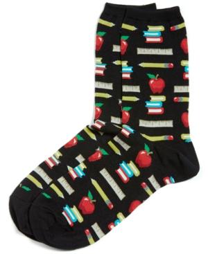 Women's Teacher's Pet Fashion Crew Socks