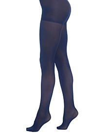 Women's  Luxe Opaque Control Top Tight 4741