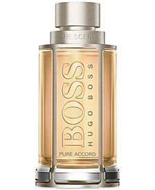Men's BOSS THE SCENT Pure Accord Eau de Toilette Spray, 3.3-oz.