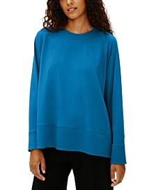 Plus Size Round-Neck Top