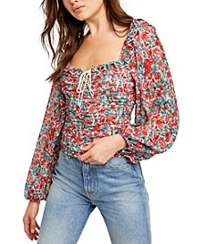 Mabel Printed Top