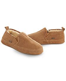 Acorn Men's Romeo Genuine Leather Slip On Slippers