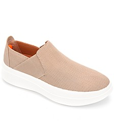 by Kenneth Cole Women's Rosette Slip-On 2 Sneakers