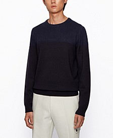 BOSS Men's Dilio Regular-Fit Sweater