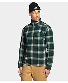 The North Face Mens Gordon Lyons Novelty 1/4 Zip Pullover