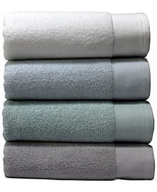 Feel Fresh Antimicrobial Bath Towel Collection, Created for Macy's