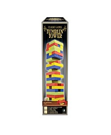 Classic Games - Tumblin Tower Bricks Game