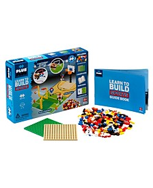 - Learn to Build, Sports Construction Building Set (STEM)