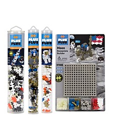 - Apollo 11 Space Construction Building Set (STEM) with Baseplate Builder