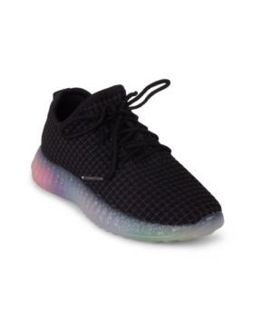 Wanted Sneakers WOMEN'S SUPER TEXTURED MESH SNEAKERS WOMEN'S SHOES